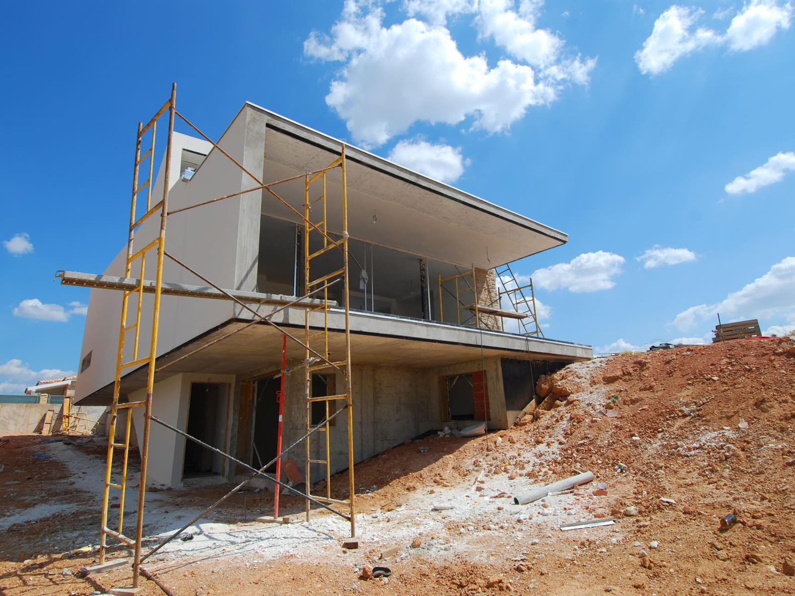 Ahorrar en la construcción de su casa