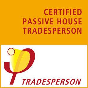 Certified Passivhaus Tradesperson
